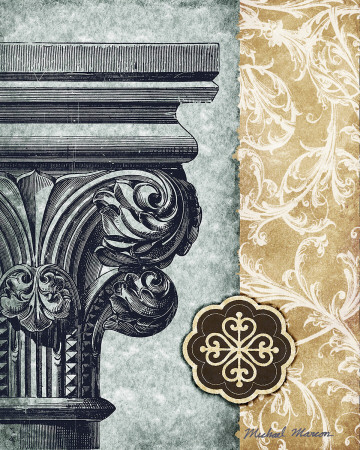 Romanesque II Prints by Michael Marcon
