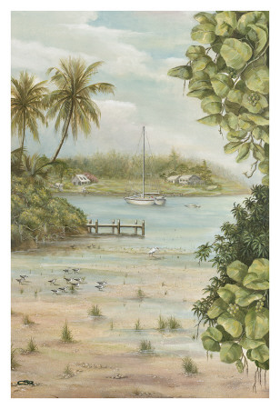 Bahama Dream Art Print