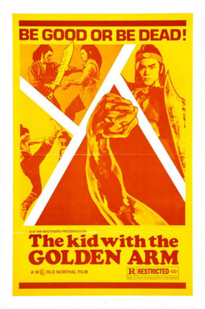 The The Kid with the Golden Arm Masterprint