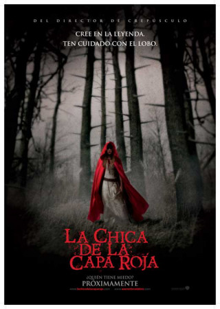 Red Riding Hood - Spanish Style Masterprint