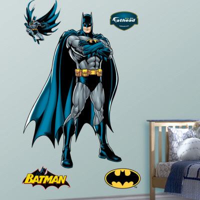 Batman Justice League Wall Decal