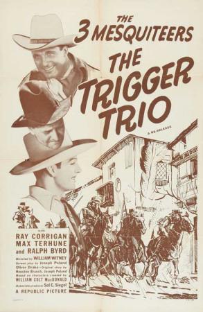 The Trigger Trio Masterprint