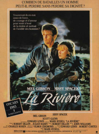 The River - French Style Masterprint