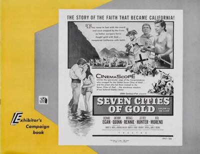 Seven Cities of Gold Masterprint