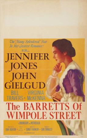 The Barretts of Wimpole Street Masterprint