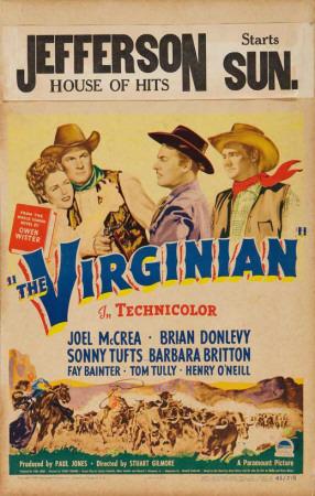 The Virginian Masterprint