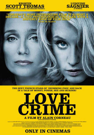 Love Crime Masterprint
