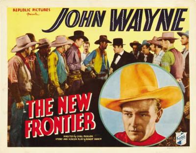 The New Frontier Masterprint
