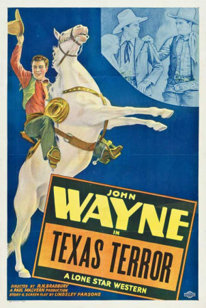 Texas Terror Masterprint