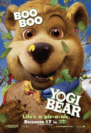 Yogi Bear Masterprint!