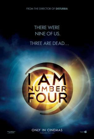 I Am Number Four Masterprint