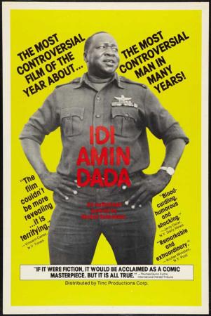 General Idi Amin Dada: A Self Portrait Masterprint