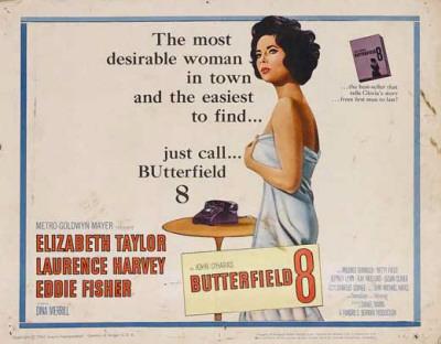 Butterfield 8 Masterprint