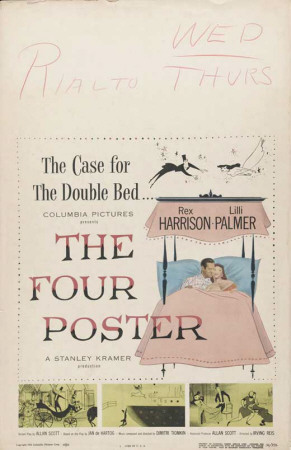 The Four Poster Masterprint
