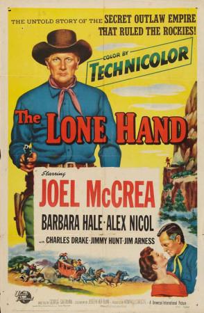The Lone Hand Texan Masterprint