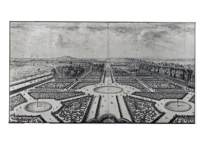 The Tuileries Garden reproduction procédé giclée