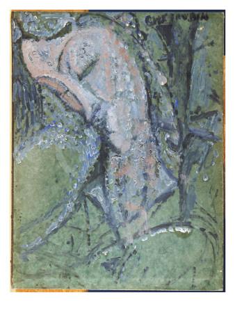 Cherubim Premium Giclee Print by Amedeo Modigliani