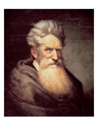 John Brown, 1859 Premium Giclee Print by Peter Hansen Balling