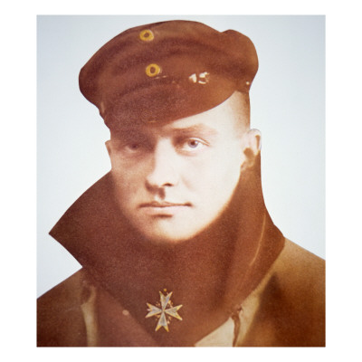 The Red Baron Giclee Print by  German photographer