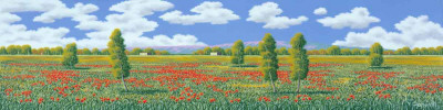 Blossom Time IV Prints by Marco Saporiti