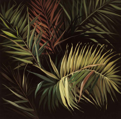 Rain Forest I Prints by E. Moroder