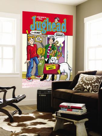 Archie Comics Cover: Jughead No.207 Wall Mural by Fernando Ruiz