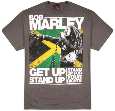 Bob Marley, Get Up Stand Up Camiseta