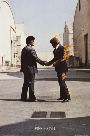 Pink Floyd - Wish You Were Here Kunstdrucke