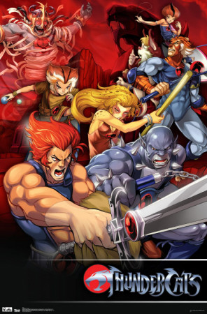 Thundercat Classics on Thundercats   Classic P  Sters Na Allposters Com Br