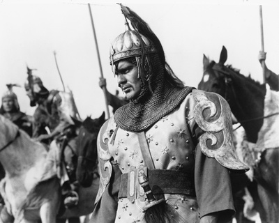 Omar Sharif - Genghis Khan Photographie