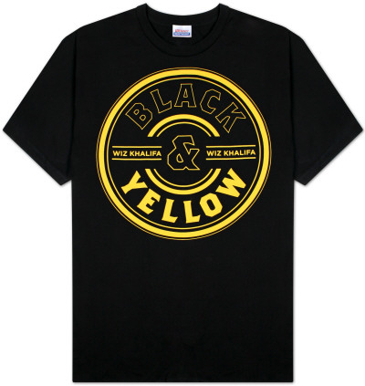 WIZ KHALIFA - Wheel T-Shirt