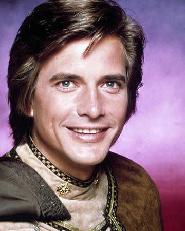 Dirk Benedict - Battlestar Galactica Photo