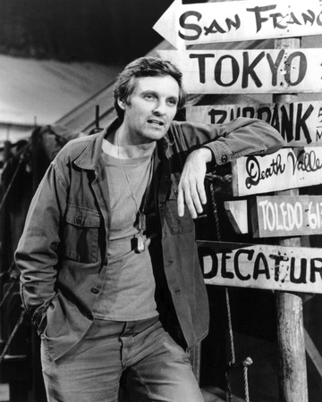 Alan Alda – M*A*S*H Photo