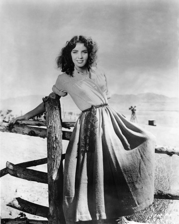 Jennifer Jones - Duel in the Sun Foto