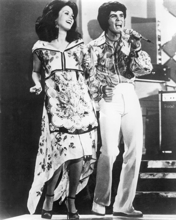 Donny Osmond - Donny and Marie Photo