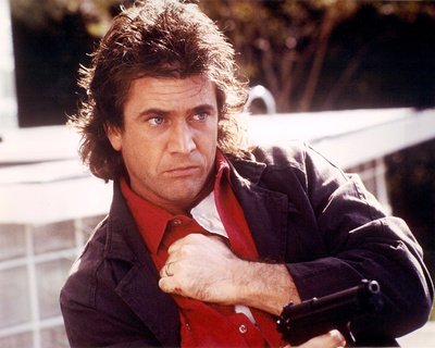 Mel Gibson - Lethal Weapon Photo