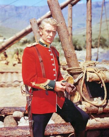 Michael Caine, Zulu (1964) Photo