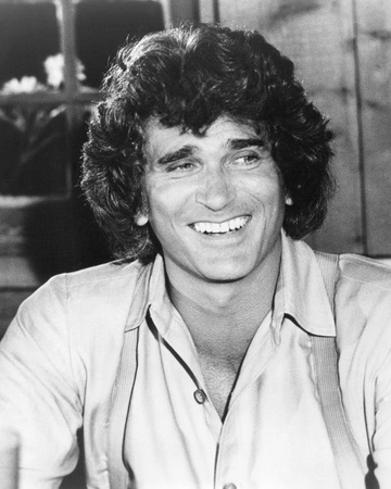 Michael Landon - Little House on the Prairie Photo