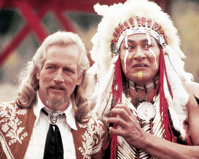 Buffalo Bill and the Indians, or Sitting Bull's History Lesson Photo