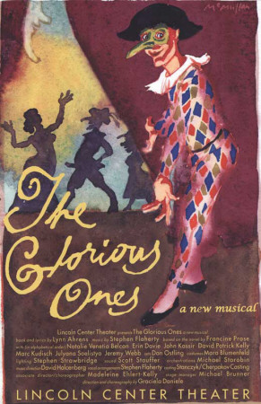 The Glorious Ones - Broadway Poster Masterprint