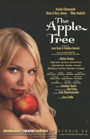 The Apple Tree - Broadway Poster Masterprint