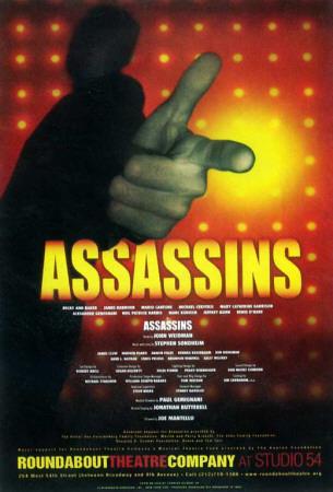 Assassins - Broadway Poster , 2004 Masterprint