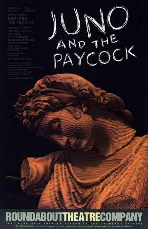 Juno and the Paycock - Broadway Poster Masterprint