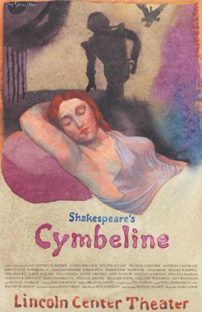 Shakespeares Cymbeline - Broadway Poster Masterprint