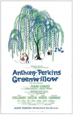 Greenwillow - Broadway Poster , 1960 Masterprint