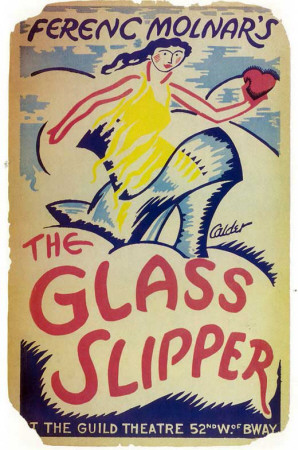 Glass Slipper, The - Broadway Poster , 1925 Lámina maestra