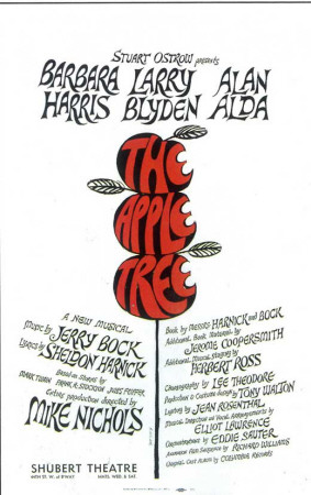 Apple Tree, The - Broadway Poster , 1966 Masterprint