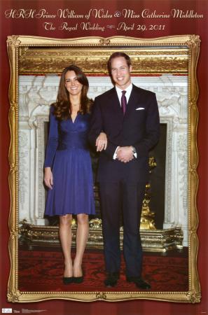 The Royal Wedding - April 29, 2011 Posters