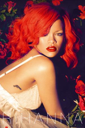 Rihanna - Roses Plakat