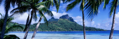 Bora Bora, Tahiti, Polynesia Wallstickers